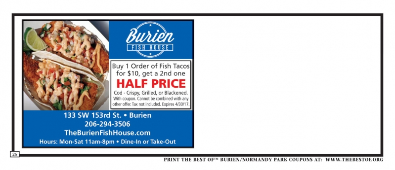 Burien Fish House