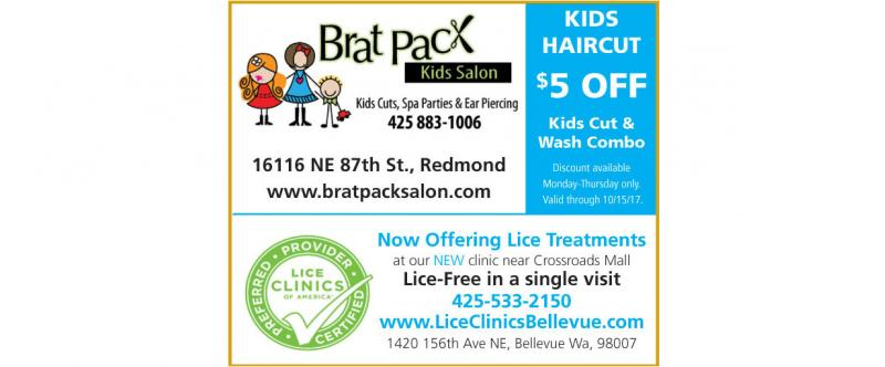 Bratpack Kids Salon & Spa Parties