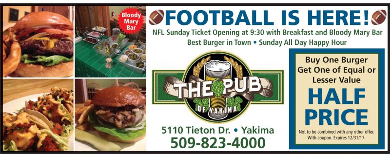 The Pub of Yakima