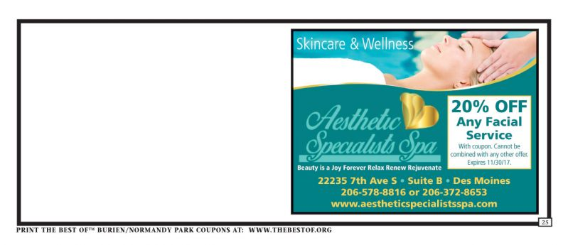 Aesthetic Specialists Spa