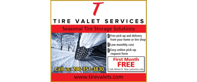 Tire Valet Services