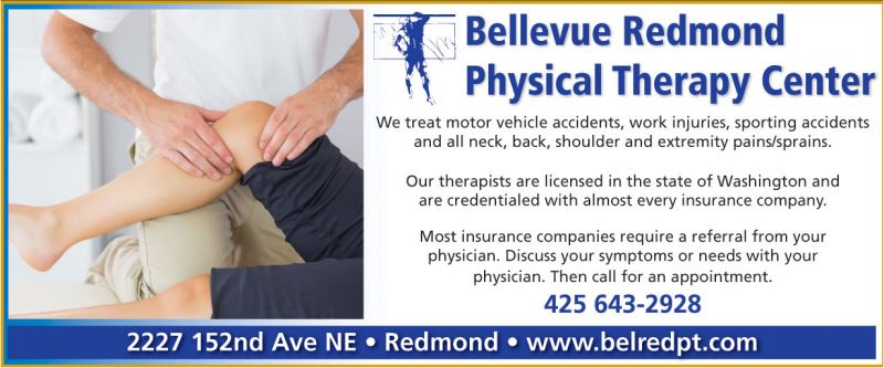 Bellevue Redmond Physical Therapy Center