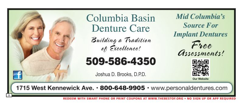 Columbia Basin Denture Care-Kennewick
