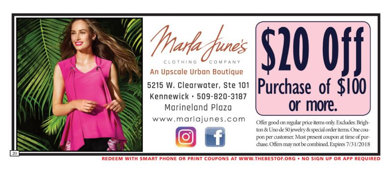 Marla June's Clothing Company