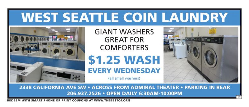 West Seattle Coin Laundry