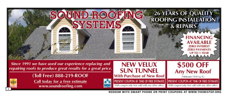Sound Roofing