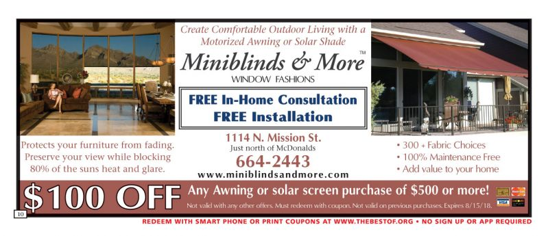 Miniblinds & More