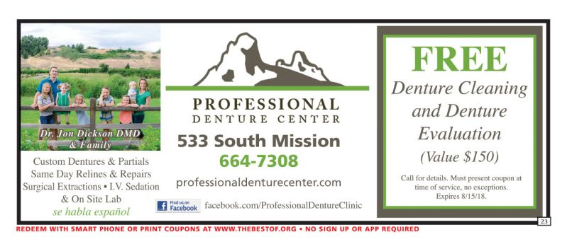 The Professional Denture Clinic