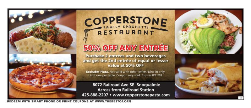 Copperstone Family Spaghetti Restaurant