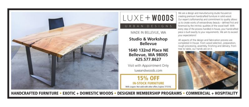 Luxe + Woods Urban Design