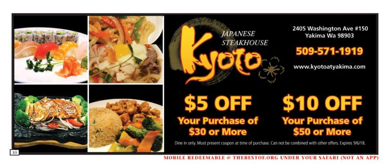 Kyoto Japanese Steakhouse