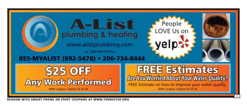 A-List Plumbing & Heating
