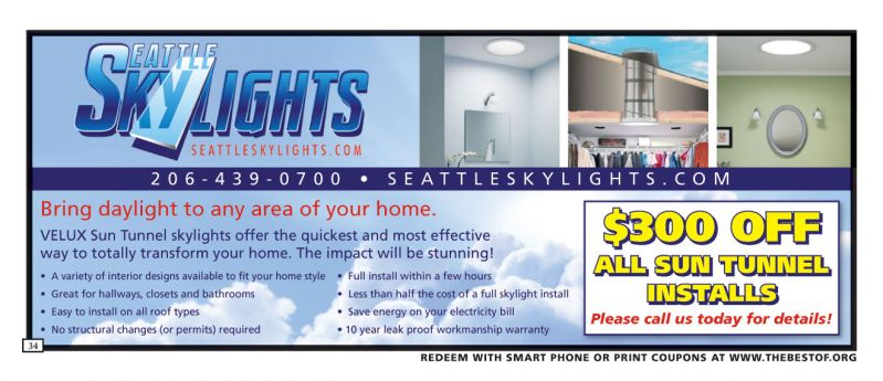Seattle Skylights