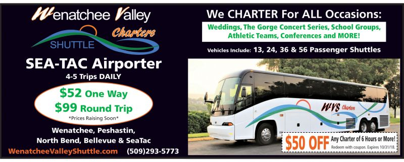 Wenatchee Valley Shuttle