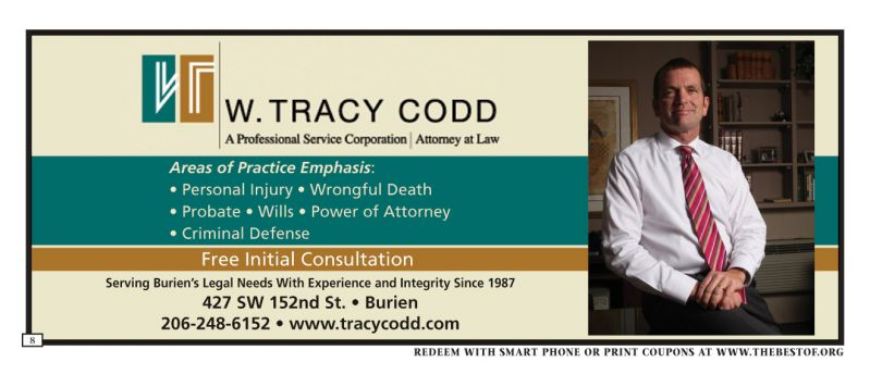 W. Tracy Codd - Attorney At Law