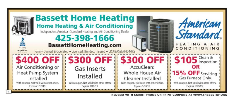Bassett Home Heating