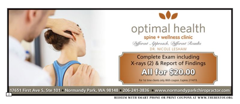 Optimal Health Chiropractic & Wellness Clinic