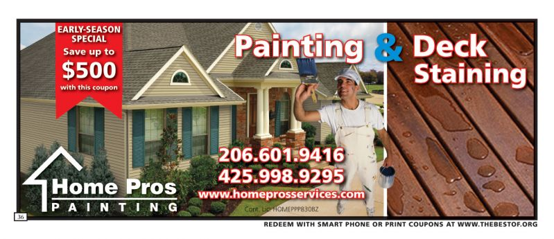 Home Pros Painting