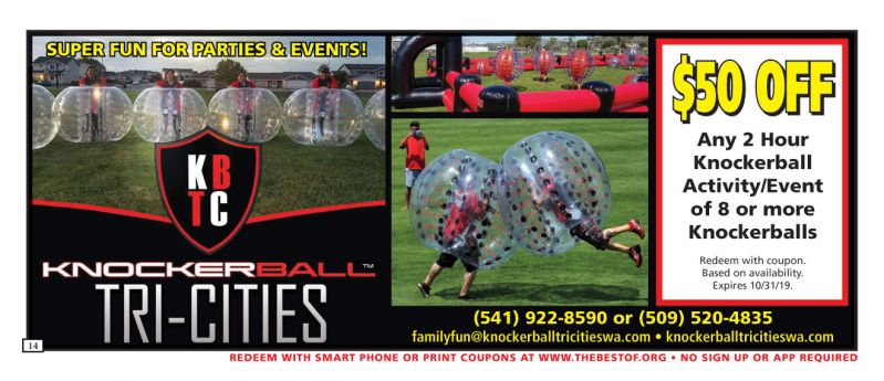 Knockerball Tri Cities