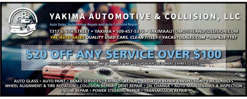 Yakima Automotive & Collision, LLC