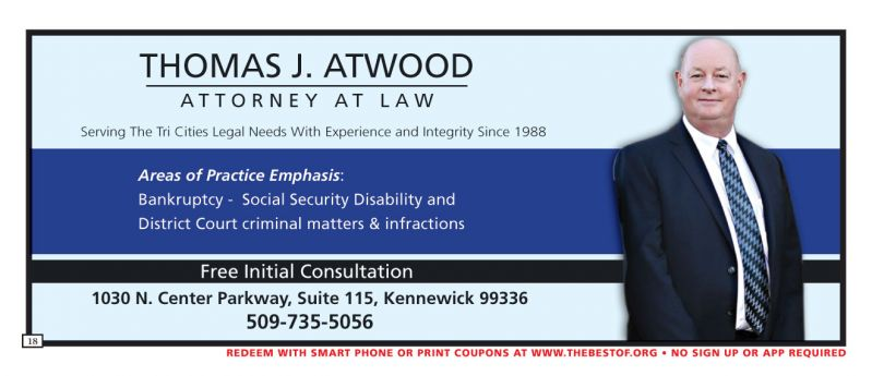 Thomas J. Atwood - Attorney At Law
