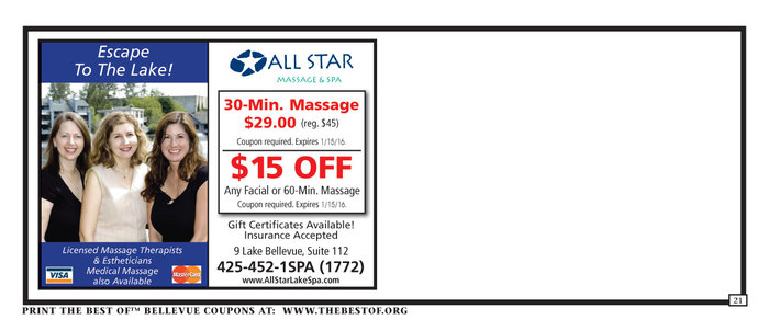 All Star Massage & Spa - All Star Chiropractic
