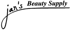 Jan's Beauty Supply